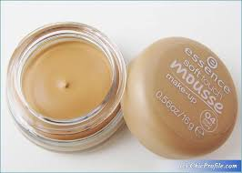 essence soft touch mousse foundation matt ivory review