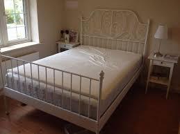 Image of: Cute leirvik bed frame