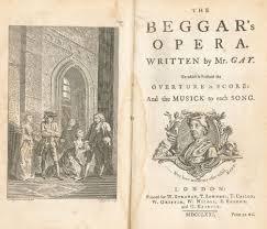 Beggar gay john opera