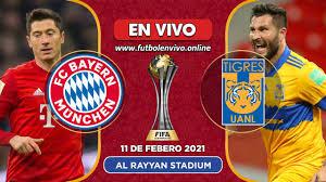 Bayern Munich vs Tigres «【 En VIVO 】» Mundial de Clubes Qatar 2020