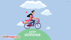 good morning romantic gif animation
