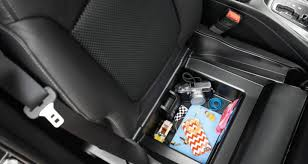 2017 dodge journey under seat storage