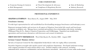 Immigration Attorney Sample Resume Template For Resume