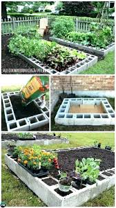 concrete block garden concrete block garden cinder block landscape ideas best cinder block garden ideas on concrete block garden