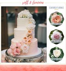 16 Fresh Flower Ideas For Wedding Cakes Ftdcom
