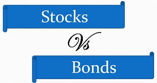 Stock Comparison Chart Difference Between Stocks And Bonds With Comparison Chart