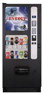 Energy Drink Vending Machine Custom Locations