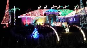 Christmas Lights In Cape Coral Cape Coral Christmas Lights 2 Youtube