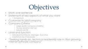 Objectives<br />Short ...