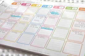 desk pad calendar on desk. Modren Desk Weekly Desk Calendar  Template Pdf Pertaining To  Pad With On E