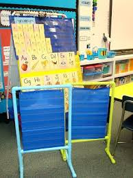 How To Make A Pvc Pocket Chart Stand Pin On Classroom Projects