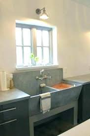 Utility Sink Backsplash Stunning Garage Utility Sink Install Utility Sink Utility Sinks For Laundry