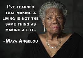 Maya Angelou Famous Quotes Gorgeous Maya Angelou Quotes The Write Side Of Life