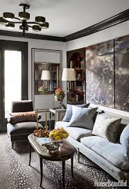 Decorating With Dark Colors - Garrow Kedigian Interior Design