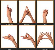 Hand Mudras Chart Hand Mudras