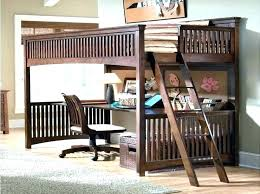 bunk bed office underneath. Bunk Beds With Desk Underneath Bed Gorgeous Office
