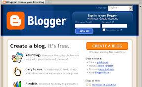 Resultado de imagen de blogger
