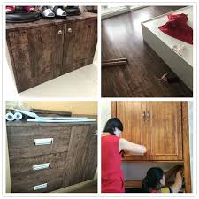 decorating furniture with paper brilliant sticky for grain sticker self adhesive wall to r74 furniture