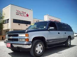 1997 CHEVROLET SUBURBAN 1500 LS 4x4 SUV | You Sell Auto