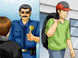 how to avoid getting shot by a police officer 12 steps