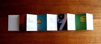 unique brochures 40 creative unique brochure designs