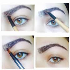 D.I.Y. Eyebrow Tutorial/Pictorial :)🐛 - GirlsAskGuys via Relatably.com