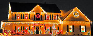 beautiful christmas lights on houses. Perfect Lights Beautiful Christmas Lights On Houses  Lights  Christmas Wallpaper  On Houses  Throughout E