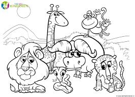25 Idee Leuke Van Dieren Kleurplaat Mandala Kleurplaat Voor Kinderen