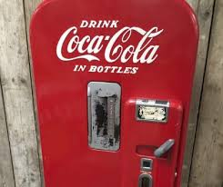 1950 Vendo 39 Coca Cola Vending Machine Best 48 Vendo 48 CocaCola Vending Machine Sweepstakes