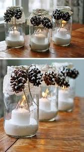 Mason Jar Holiday Decorations Rustic mason jars that add style during every holiday year with 33