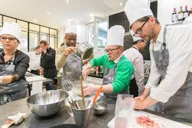French Cooking Lesson In Group In Paris Cour Des Créateurs