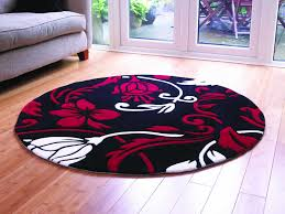 architecture round red rugs modern 51 best carpet images on carpet and carpets pertaining