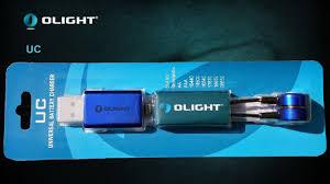 Универсальное <b>зарядное устройство</b> для 1 аккумулятора <b>Olight</b> ...