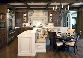 kitchen island with bench seating built in kitchen bench seating kitchen traditional with kitchen island stainless kitchen island with bench