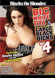 Big white tits black cocks