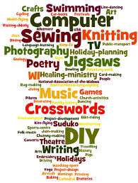 hobbies vocabulary esl resources