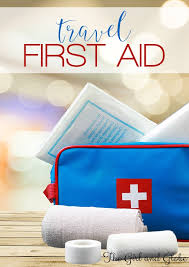 this diy first aid kit for travel is perfect for roadtrips carry on suitcases