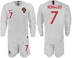 Cheap Away Sale for Long wholesale Gome Portugal Andre Sleeves Country Soccer On 15 Jersey
