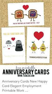 Printable Free Anniversary Cards