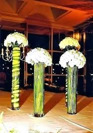 startling tall glass vases for centerpieces astonishing large the big wedding centerpiece oversized martini