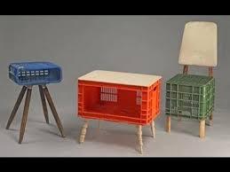 recycled furniture diy. PLASTIC FURNITURE! - YouTube Recycled Furniture Diy N