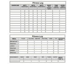 workout sheets free workout worksheet jenallyson the project girl fun easy