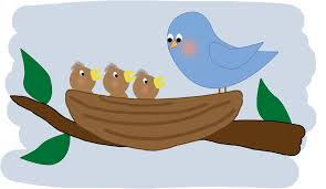 bird nest clipart. Simple Bird Throughout Bird Nest Clipart G