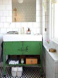green bathroom cabinet vintage in washroom bathroom sage green bathroom vanity