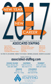 Associated Machine Design Inc Happy 2017 Associated Staffing Inc
