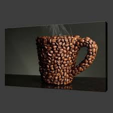 coffee mag kitchen canvas wall art  on kitchen canvas wall art uk with canvas print pictures high quality handmade free next day delivery