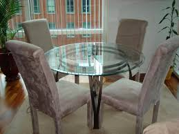 the glass top kitchen table and chairs sets modern home decor with glass kitchen tables rectangular