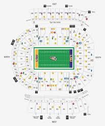 Mtsu Floyd Stadium Seating Chart 49 Exhaustive Alabama Stadium Seat Chart