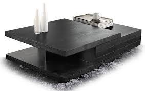 Coffee Table, CONTEMPORARY BLACK VENEER COFFEE TABLE NIKAHO Modern Coffee  Tables Modern Coffee Table: Great Deal Furniture Contemporary Coffee Table  ...