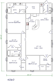 Small Picture 30 Barndominium Floor Plans for Different Purpose Barndominium